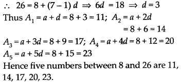 NCERT Solutions for Class 11 Maths Chapter 9 Sequences and Series 30