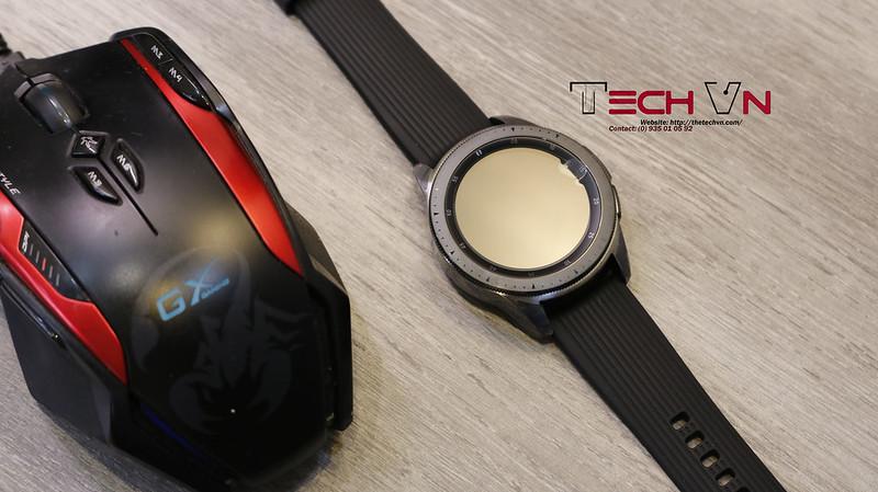 Techvn - samsung galaxy watch black 42mm 03