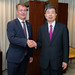 President Nakao, German State Secretary discuss urban development challenges