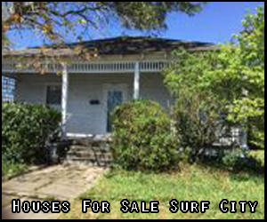 Home sales Surf City, NC