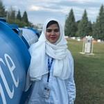 CERN Natasha Khan
