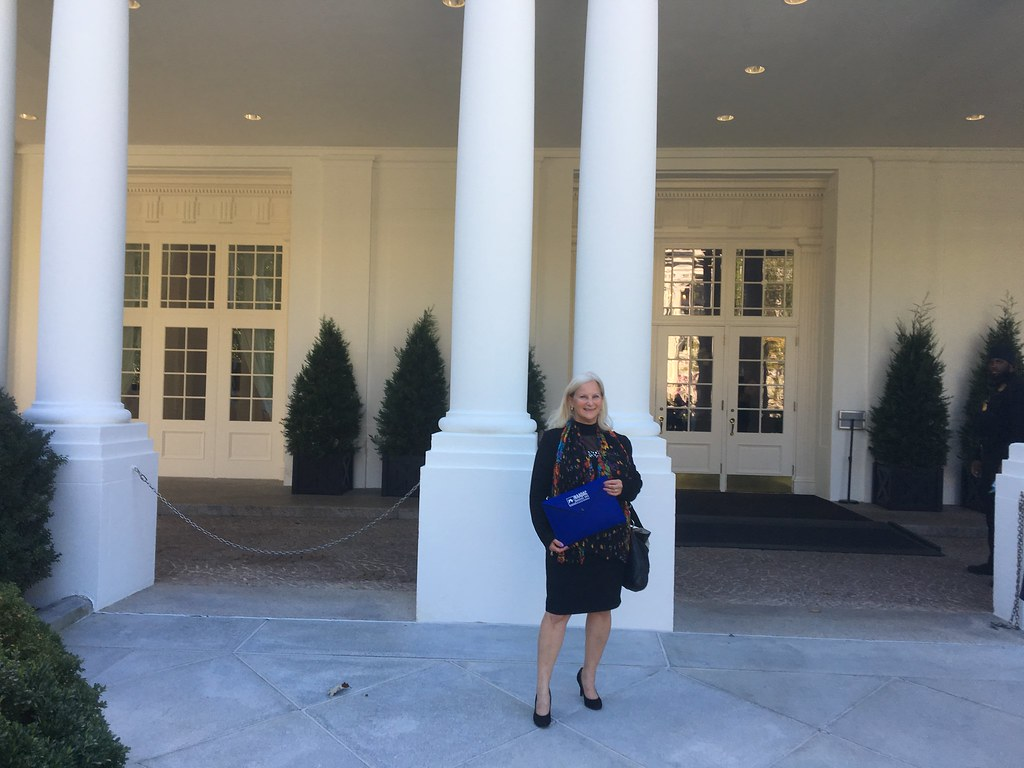 Signing of the SUPPORT Patients and Communities Act at the White House