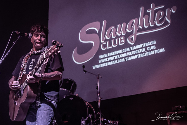 Eric Martin+Sandro Casali @ Slaughter Club (MI)