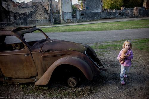 La vie revient à Oradour