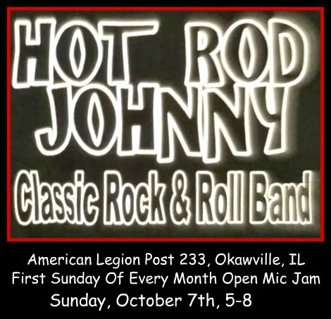 Hot Rod Johnny 10-7-18