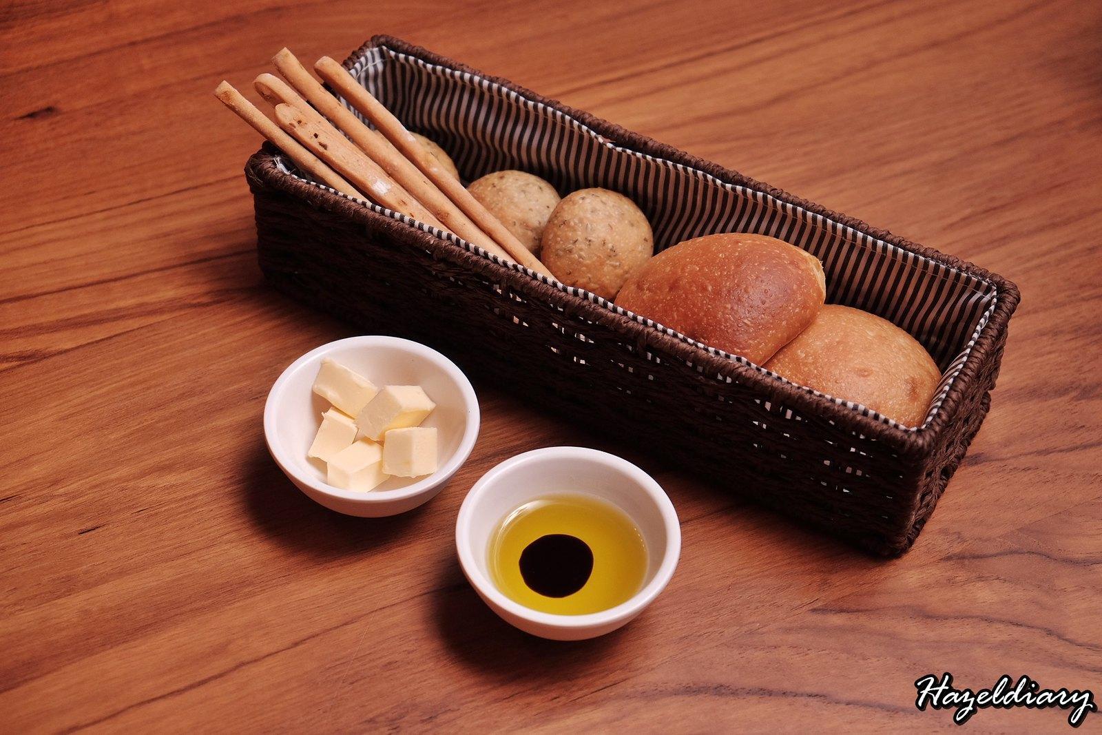 House of MU-Hazeldiary-Bread Basket