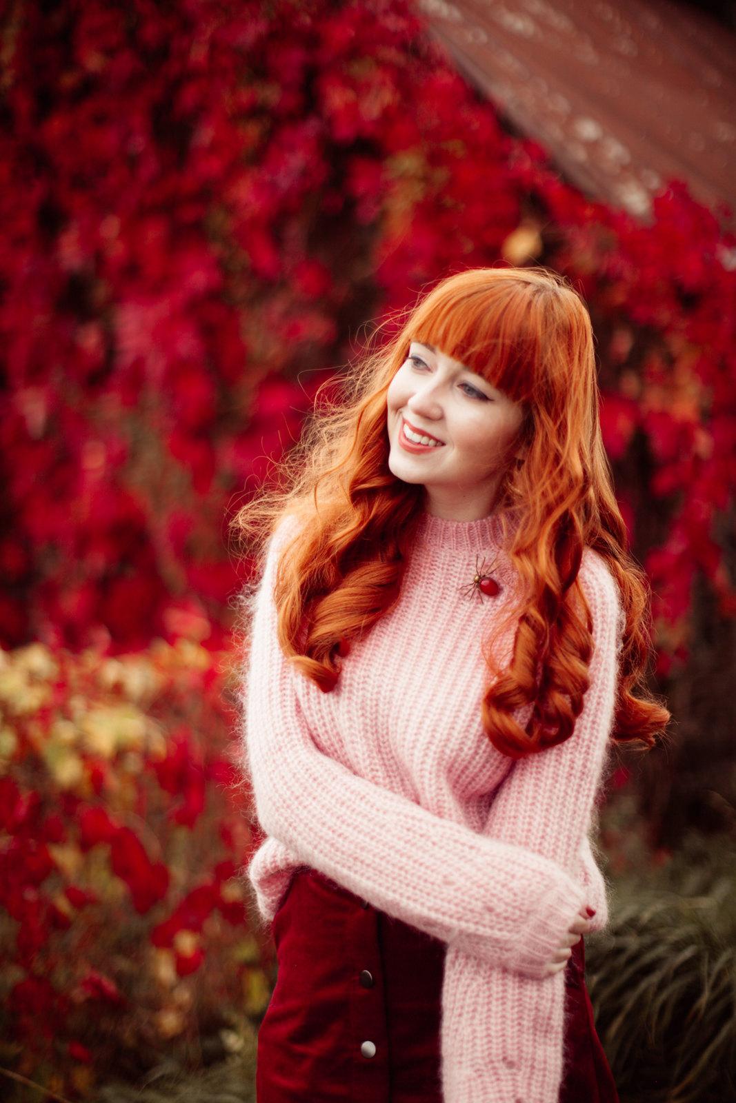 pink sweater-16