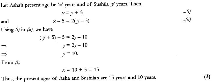 CBSE Sample Papers for Class 10 Maths Paper 10 19