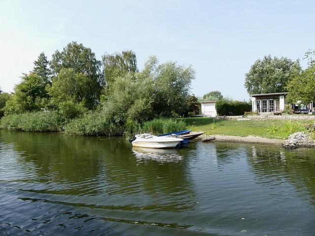 Schifffahrt auf der Havel