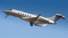 Bombardier Challenger 350 9H-VCE Vistajet - Photo of Dalhunden