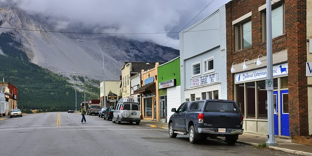213th Street, Bellevue, Municipality of Crowsnest Pass, Alberta ..