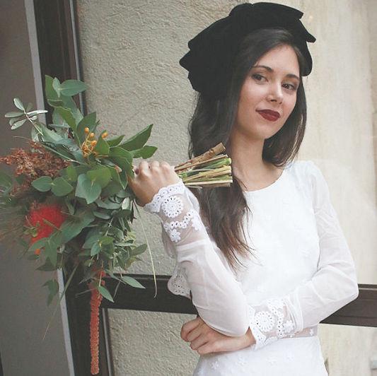 Ester del Campo | Atelier novias e invitadas Toledo