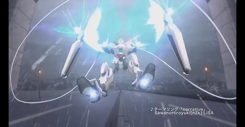 Gundam Narrative New Trailer screenshot