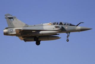 509. Mirage 2000B. Hellenic AF. LEAB.