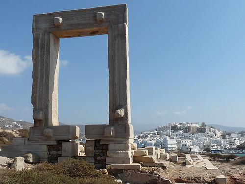 Naxos: Na nejvyšší horu Kykladských ostrovů (1. díl)
