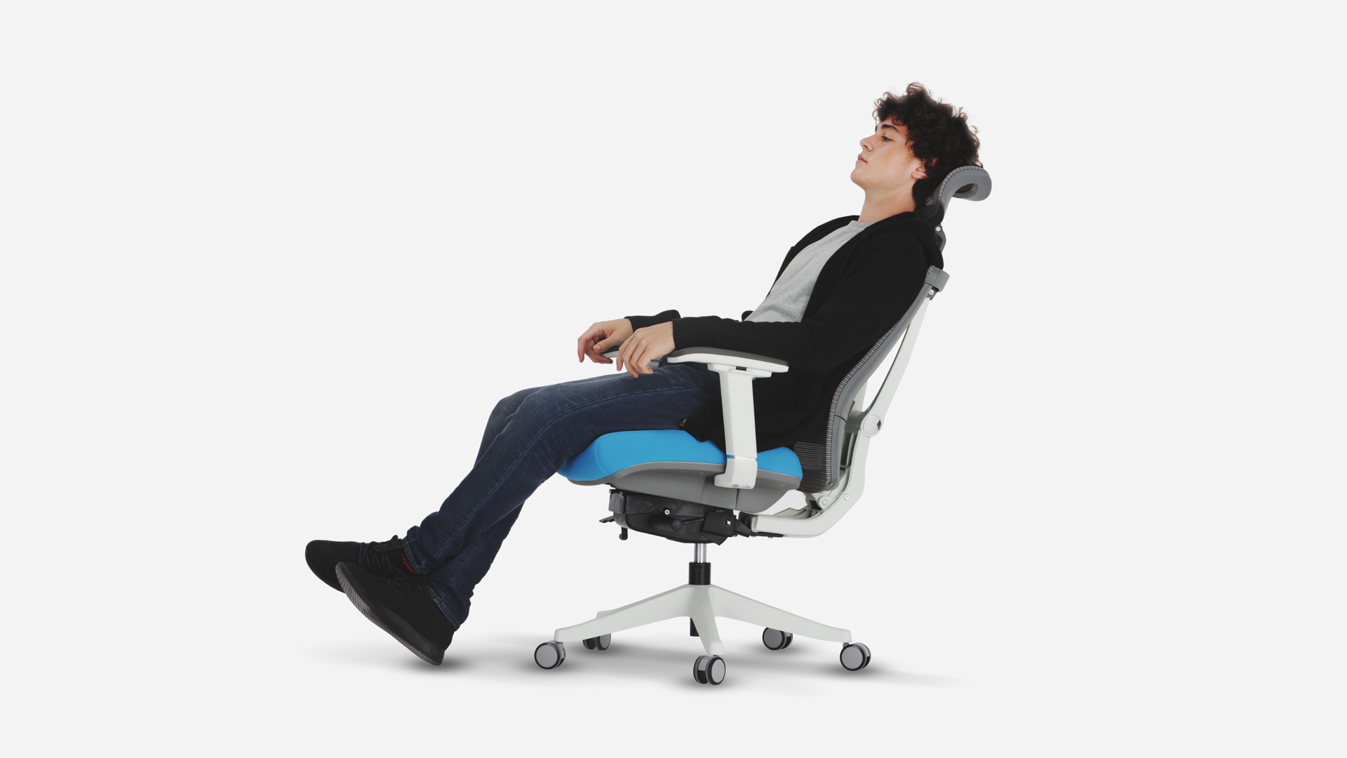 How comfortable is sleeping in an office chair?