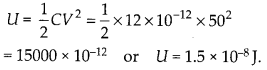 NCERT Solutions for Class 12 Physics Chapter 2 Electrostatic Potential and Capacitance 11