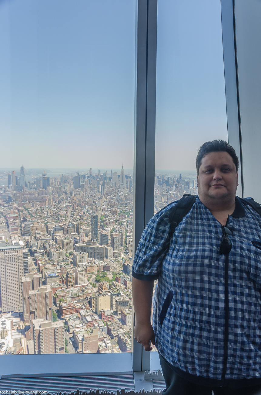 Нью-Йорк_обсерватория One World-27
