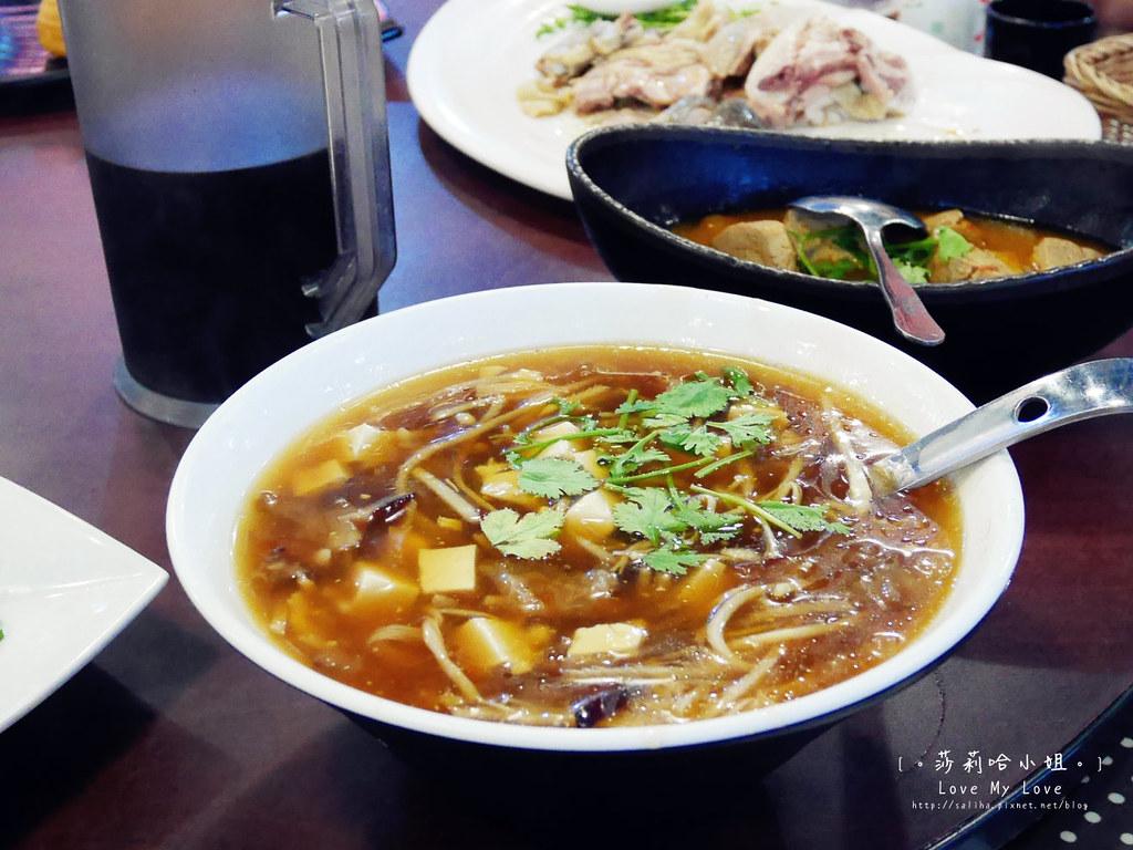 深坑老街大團園素食全素蔬食豆腐餐廳美食推薦 (4)