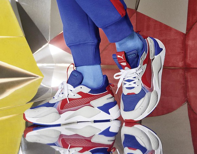 b0e36bd906c ... today we re introducing Hasbro and Puma collaborated Transformers theme  shoes