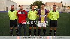 Juventud-Barrio del Cristo 0-1 Burjassot CF (Eleuterio Sánchez)