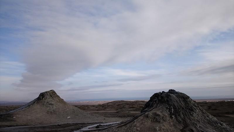 Mud Volcano - Baku