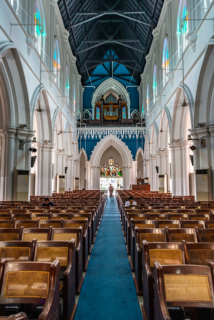 St Andrew's Anglican Cathedral, Singapore