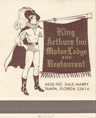 King Arthur's Inn - Tampa, Florida