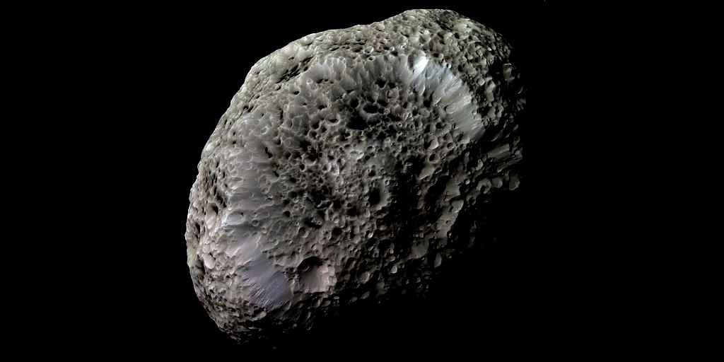 OSIRIS-REx a découvert de l'eau sur l'astéroïde Bennu