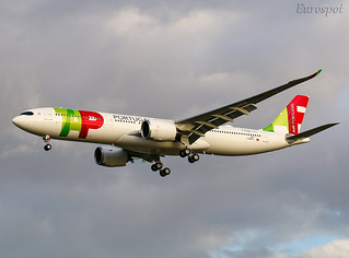 F-WWYO Airbus A330 Neo Air Portugal
