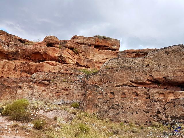 Que ver en el yacimiento de Tiermes (16)