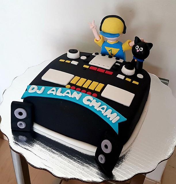 Cake by Diseño Pastel