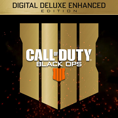Call of Duty: Black Ops 4 – Digital Deluxe Enhanced