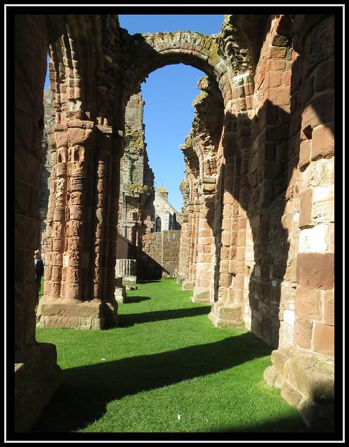 Lindisfarne Priory 3