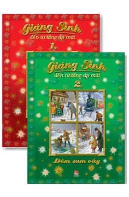 Combo Giáng Sinh Đến Từ Tầng Áp Mái (2 Tập)