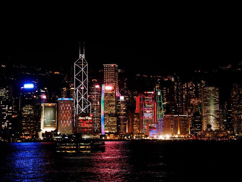 Hong Kong.