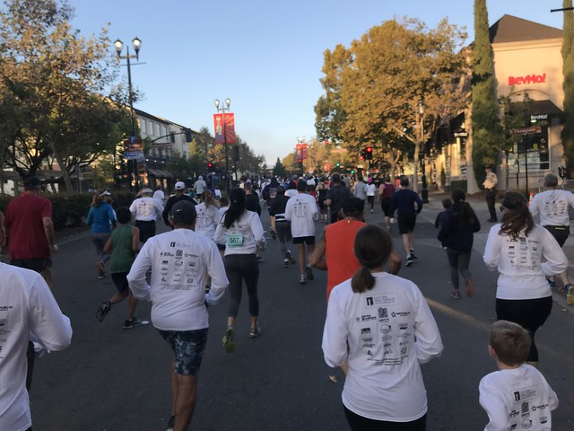 Lafayette Res Run for Education - October 21, 2018