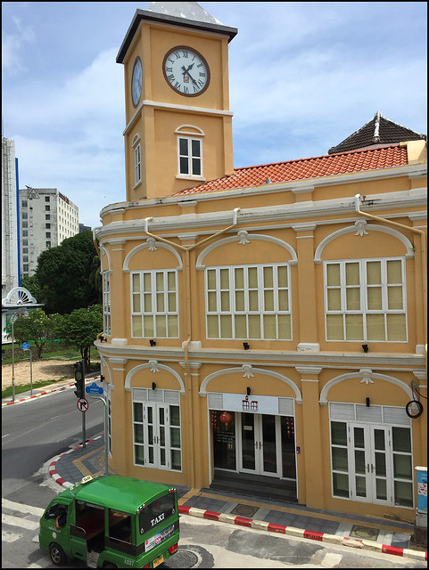 Phuket Old Clock Tower