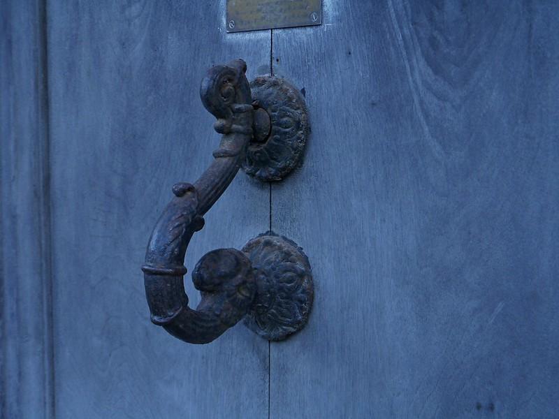 Heurtoirs - Marteaux de portes 31165538318_bf29022795_c