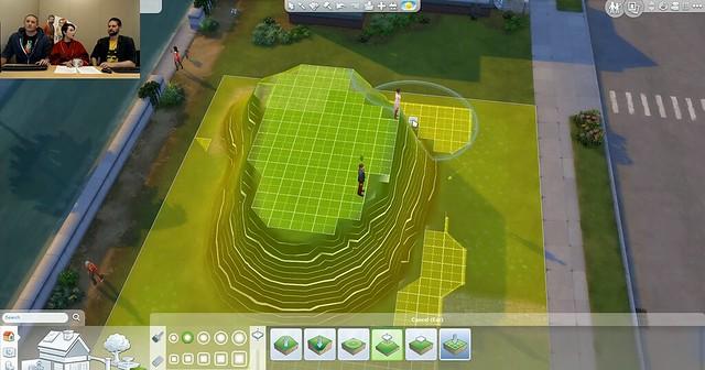 The Sims 4 Ferramenta de Terreno e Nova Carreira Chegarão via Atualização Gratuita