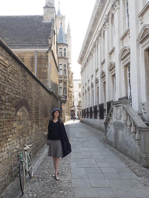 Mariëlle, Cambridge 2018: Senator's wife