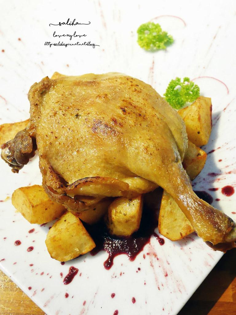 台北浪漫氣氛好情人節法式餐廳推薦Le Partage樂享小法廚好吃油封鴨腿排餐 (3)
