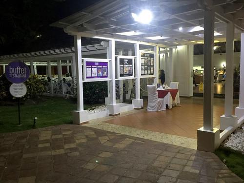 Be Live Marien Puerto Plata - Buffet Restaurant - Eingangsbereich / Entry area
