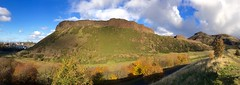 Autumn in Edinburgh