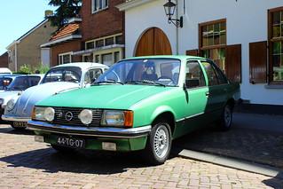 1977 Opel Rekord 19N