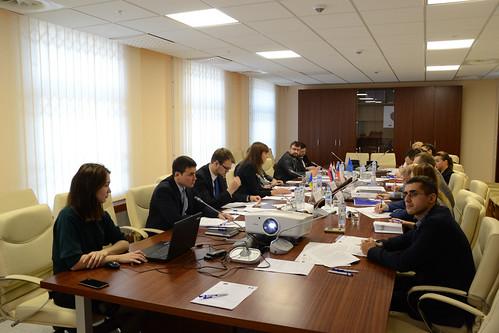 09.10.2018 Ședința comitetului de coordonare Twinning