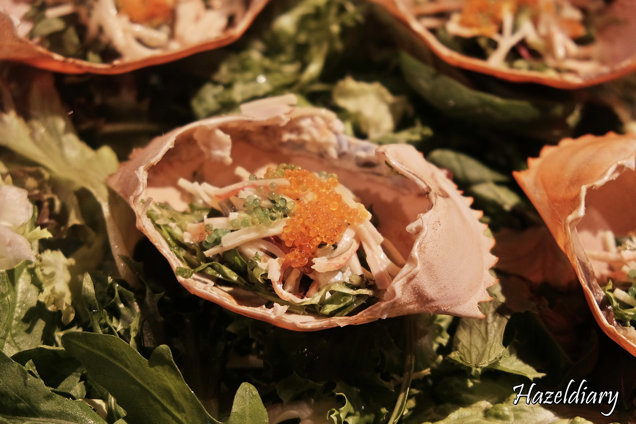 Hokkaido Harvests-Crab Salad-Mandarin Orchard