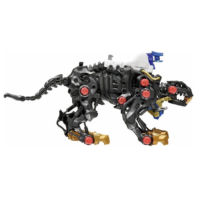 TAKARA TOMY 洛伊德新系列《ZOIDS WILD》ZW15 覺醒荒野長牙獅(ゾイドワイルド 覚醒ワイルドライガー)