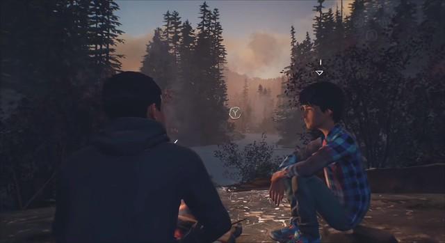 Life is Strange 2 - Campfire