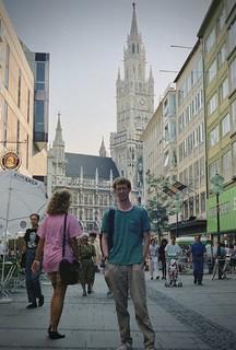 Munich, c. 1991